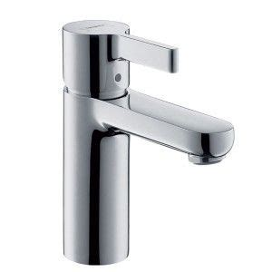 Hansgrohe Bathroom Fixtures by Hansgrohe Metris S Single Lever Basin Mixer Without Waste