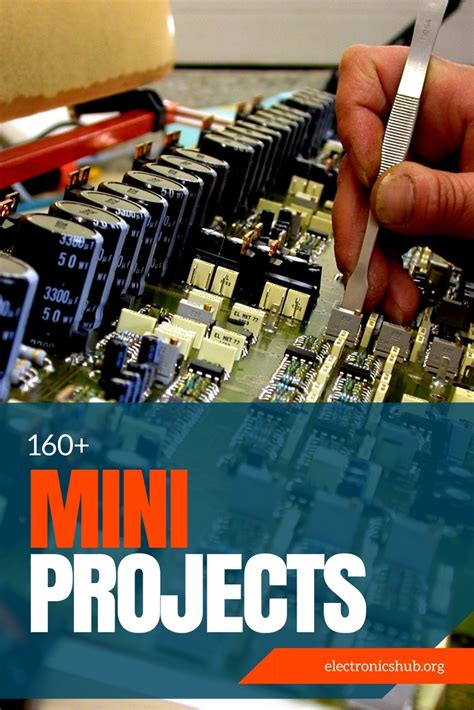 Free Electronics Mini Projects Circuits For