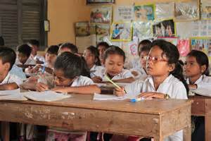 Cambodian Children School