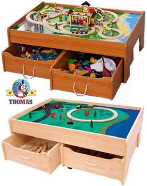 brio train table with drawers trundle train train thomas the tank engine friends free