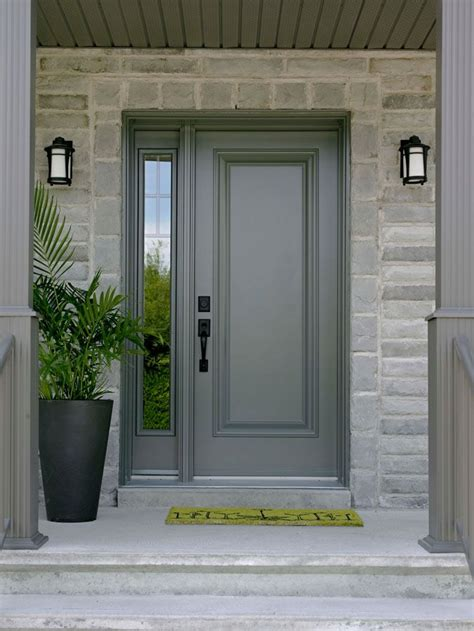 Home Side Door by Single Front Door With One Sidelight Images Front