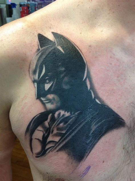 batman chest tattoo designs ideas  meaning tattoos