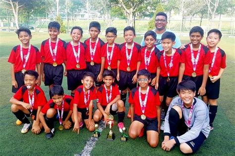Singapore football club's teams play across 4 amateur leagues in singapore. TKPS do the Double, Latest Singapore Football News - The New Paper