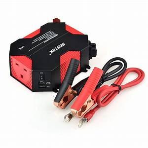 Bestek 400w Power Inverter Dc 12v To 230v Ac Car Adapter