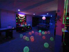1000 images about Glow in the dark party on Pinterest