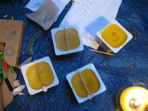 comment fabriquer des bougies