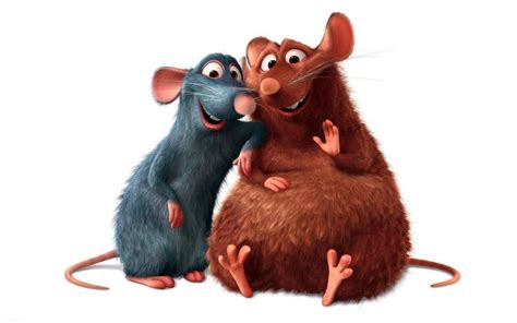 Desktop Wallpaper Remy, Ratatouille Animated Movie, Rat