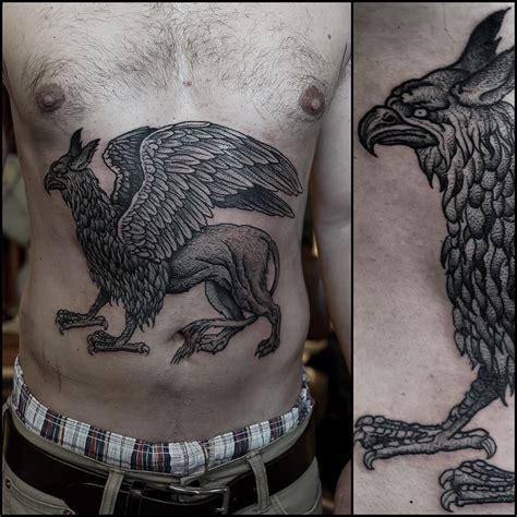 griffin tattoo  tattoo ideas gallery