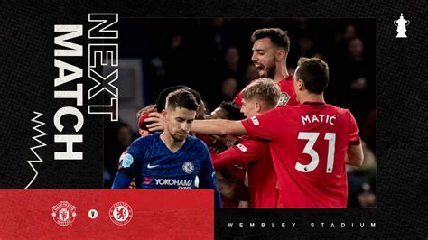 Manchester United Vs Chelsea: (Match Preview, Kick-off ...