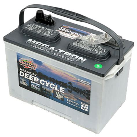 diamond tool interstate batteries srm deep cycle