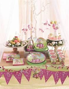 Theme Anniversaire Fille : anniversaire fille th me f e fairy birthday anniversaire ~ Melissatoandfro.com Idées de Décoration