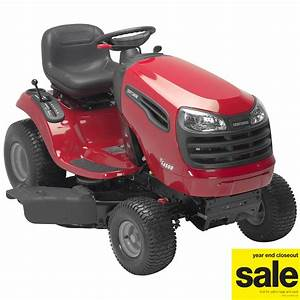 Craftsman 28721 21 Hp 42 In  Deck  Ys 4500 Lawn Tractor
