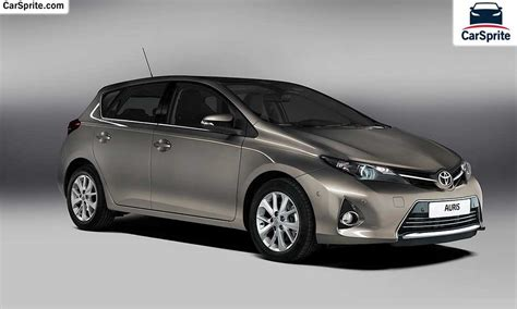 toyota auris hybride 2017 toyota auris 2017 prices and specifications in car sprite