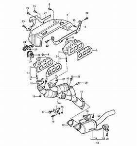 V6 Flex Pipe Failure Post Catalytic Converter