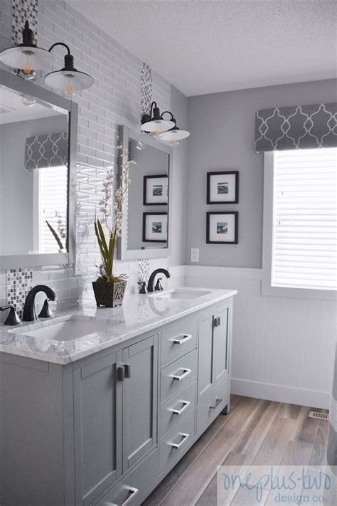 Bathroom Gray Color Schemes by Looking For Bathroom Renovation Ideas Check Out The