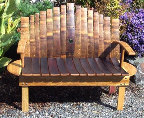Chairs Made From Wine Barrels Lovingheartdesigns