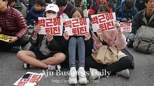 [UPDATES] Huge candle-lit rally demanding Park's ...