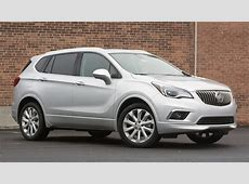 First Drive 2017 Buick Envision