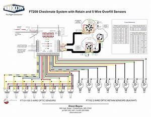 Ft208 Checkmate System With Retain And 5 Wire