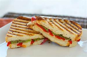 Tuscan Grilled Cheese Sandwiches Challenge Dairy