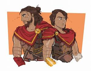 Alexios & Kassandra. Assassin's Creed Odyssey. | Assassins ...