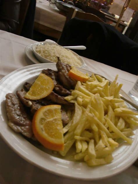 restaurant cuisine portugaise adega e presuntaria transmontana ii portugal porto