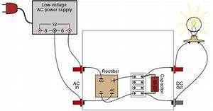 Filter Circuits With Capacitors Likewise On Kbpc5010