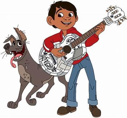 Disney Coco Miguel Dante Skeleton Movie Clip