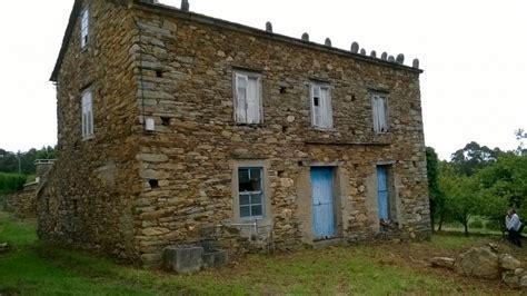 casas de piedra en galicia casas chalets adosados en a coru 241 a casa rural de