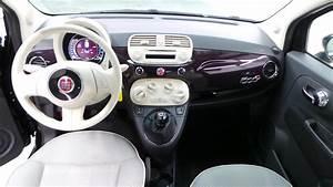 Fiat 500 Interieur : fiat 500c 1 2 8v 69ch lounge occasion lyon s r zin rh ne ora7 ~ Gottalentnigeria.com Avis de Voitures