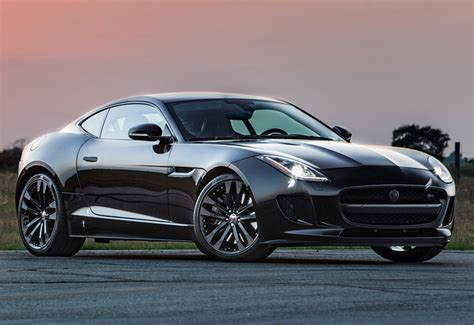 Jaguar Coupe F Type Price by 2014 Jaguar F Type R Coupe Hennessey Hpe600