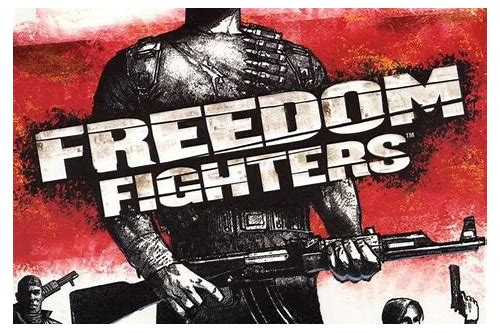 download games like freedom fighters