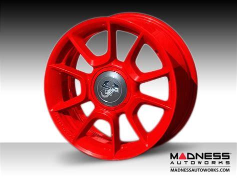 Fiat Abarth Wheels by Fiat 500 Wheel Abarth 16 Quot Custom Powder Coated In