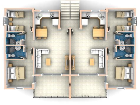 Ideas For 2 Bedroom Apartment by Brilliant 2 Bedroom Apartments Small Two Bedroom Apartment