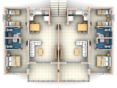 2 bedroom apartments 2 bedroom flat plan drawing