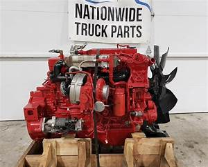 2011 Cummins Isb 6 7l Diesel Engine  For Sale