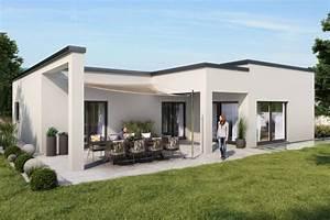 Fertighaus Bungalow Modern : musterhaus bungalow modern ~ Sanjose-hotels-ca.com Haus und Dekorationen