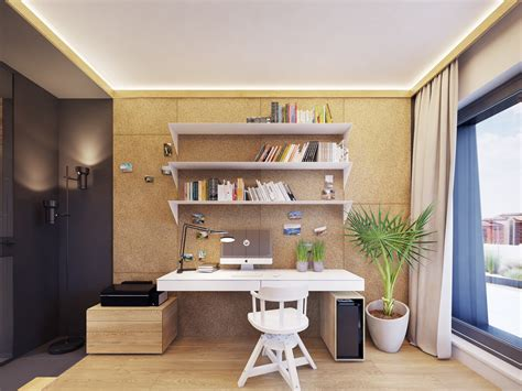 Home Office Design Ideas by 51 Modern Home Office Design Ideas For Inspiration