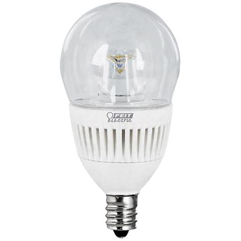 15 watt warm white led candelabra base light bulb 4j072