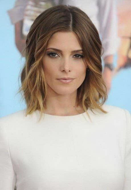 stylish hair style for trendy medium length haircuts for 2015