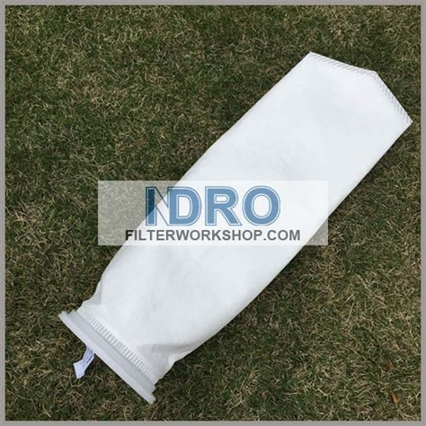 Filter Bags For Deep Well Injection (water Disposal