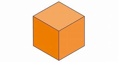 Cube Shape Object Dk Geometry Maths Lesley