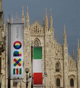 Exposing the Expo: Italy presents logo for Milan Expo 2015 ...