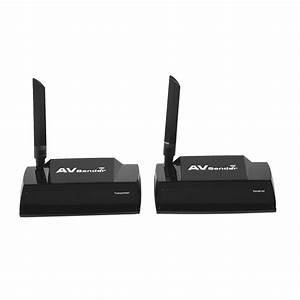 Transmetteur Sans Fil Tv : 5 8ghz 300m tre hdmi av metteur sans fil tv audio vid o ~ Dailycaller-alerts.com Idées de Décoration