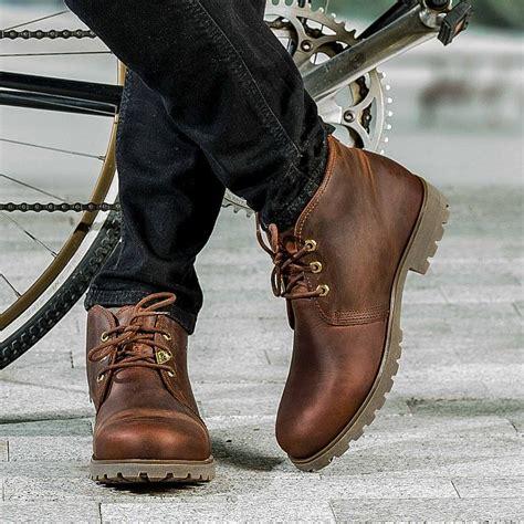 Men Ankle Boot Bota Panama Tan Jack Official