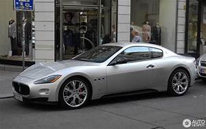 Maserati Granturismo S : maserati granturismo s 3 october 2016 autogespot ~ Medecine-chirurgie-esthetiques.com Avis de Voitures