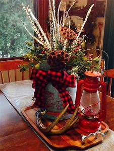 Rustic Natural Cabin-Chic Christmas Style Series - The