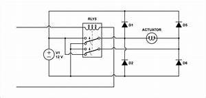 How Do I Wire Solid State Relays To A Linear Actuator