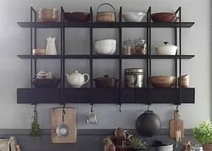 Etagere Metal Cuisine : cuisine ikea les nouveaut s du printemps 2016 marie claire ~ Premium-room.com Idées de Décoration