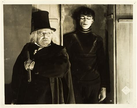 der cabinet das dr caligari tom girard